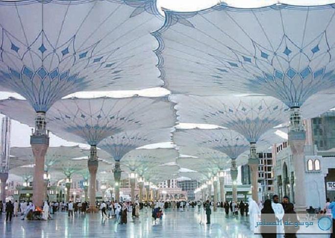 مشروع صالة مطار المدينة المنورة