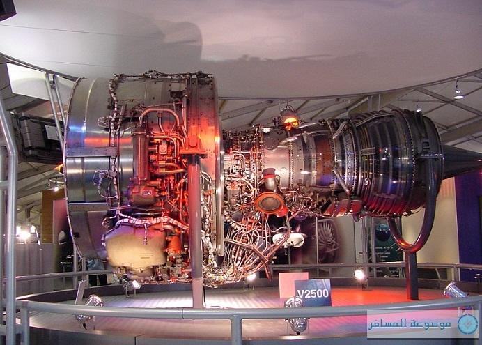 """""""الاتحاد للطيران"""" تستخدم محركات من طراز V2500 SELECTTWO"""