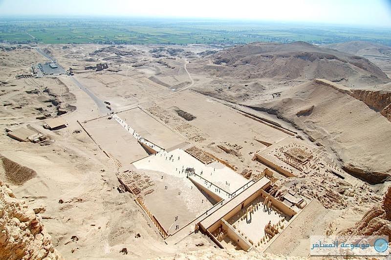 المناطق الأثرية بالأقصر