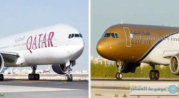 «القطرية» و«الخليج» تبدآن بـ15 طائرة للرحلات الداخلية في المملكة