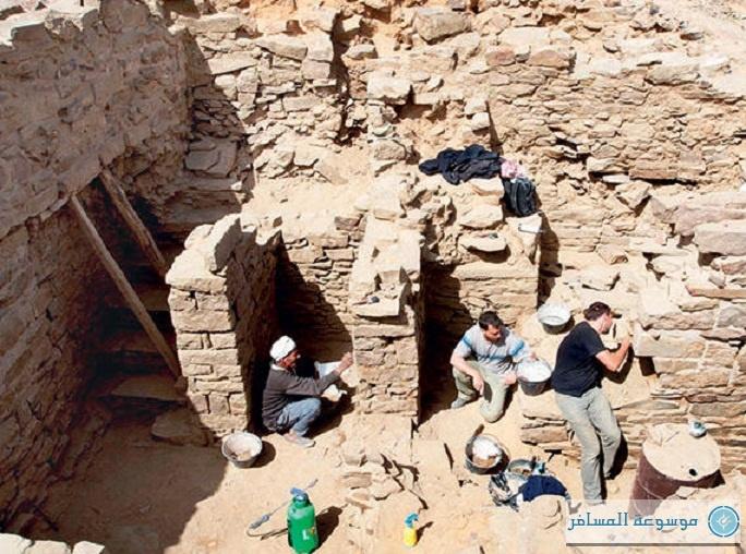 المواقع التاريخية والأثرية في مختلف مناطق السعودية