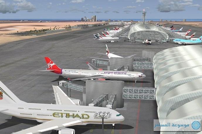 الشحن الجوي الدولي