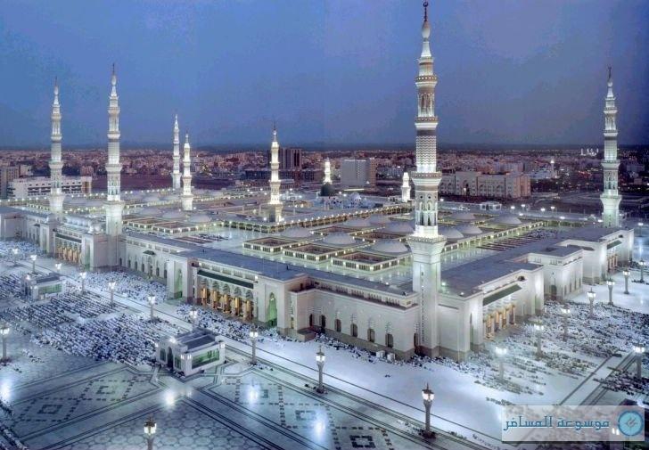 إنجاز 70% من توسعة المسجد النبوي بالجهة الشرقية