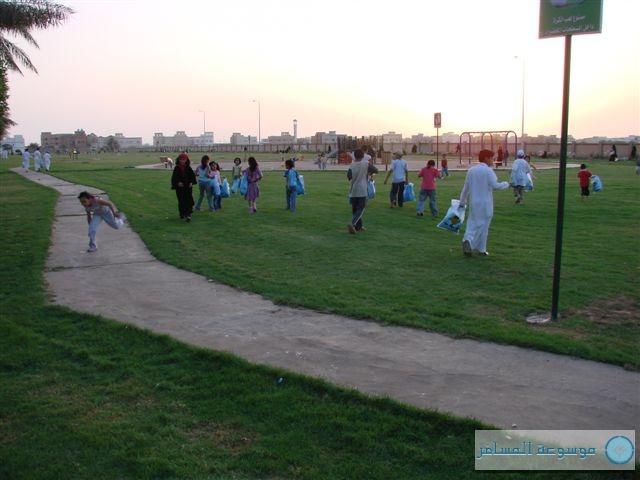بلدية الأسياح أكملت استعداداتها لعيد الفطر المبارك