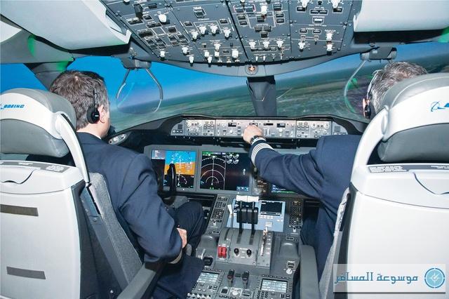 بوينغ تعزز خدمات التدريب على «طائرات 787»