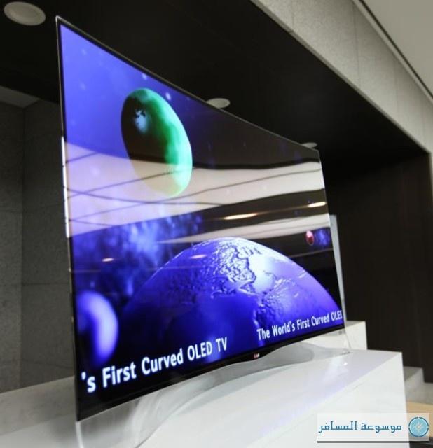 تلفزيونات إل جي OLED
