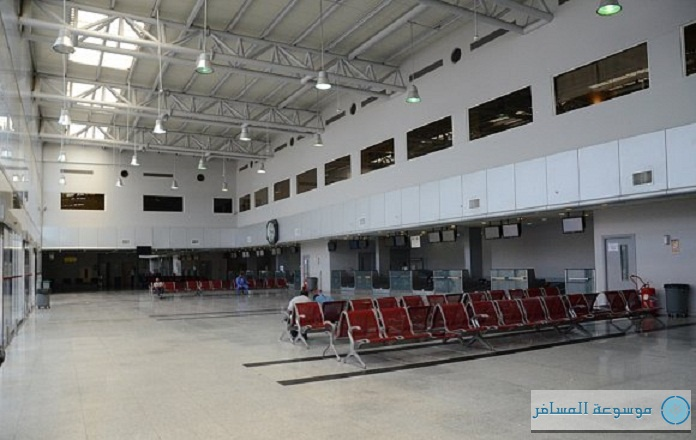 مشروع مطار الأمير محمد بن عبد العزيز الدولي في المدينة المنورة