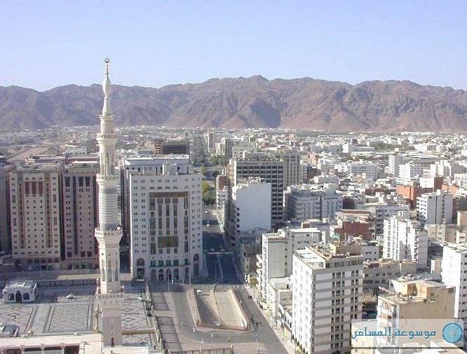فنادق المنطقة المركزية بالمدينة المنورة