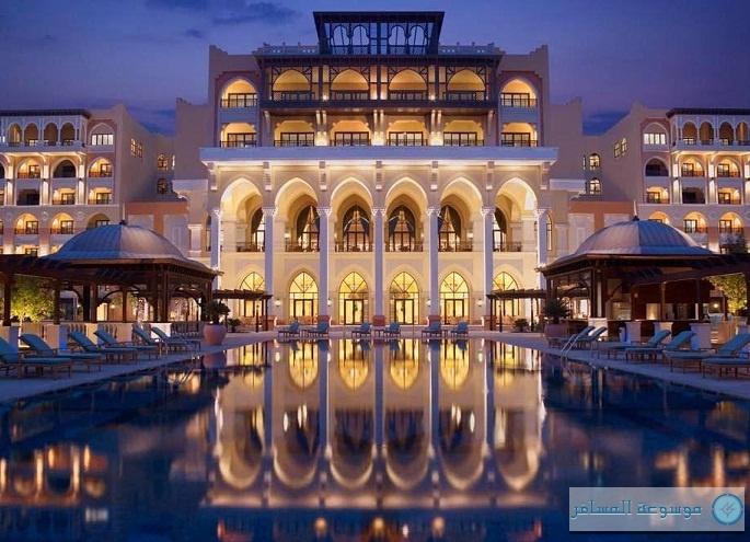 فندق شانغريلا قرية البري ابوظبي