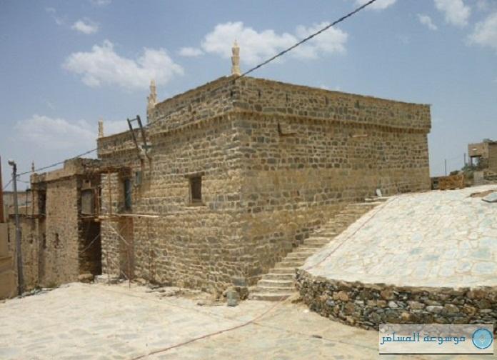 قصر ابن رقوش التاريخي