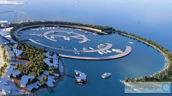 """""""منازل"""" تفتتح جزيرة مرجان برأس الخيمة بـ450 مليون درهم"""