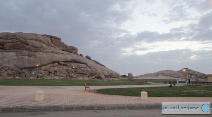 منتزه جبل خزاز