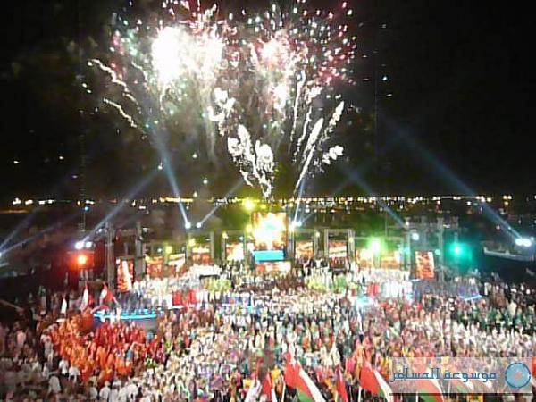 تدشين مهرجان صلالة السياحي 2013 بسلطنة عُمان