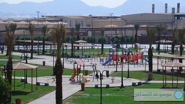 193 حديقة عامة بمكة المكرمة تم تهيئتها استعداداً للعيد