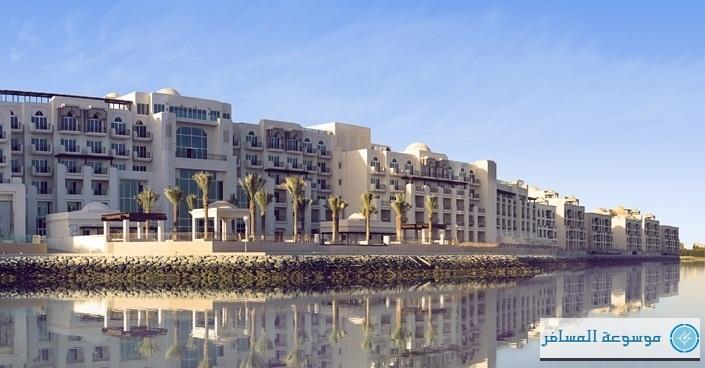فندق جنة للشقق الفندقية في القرم الشرقي بأبوظبي