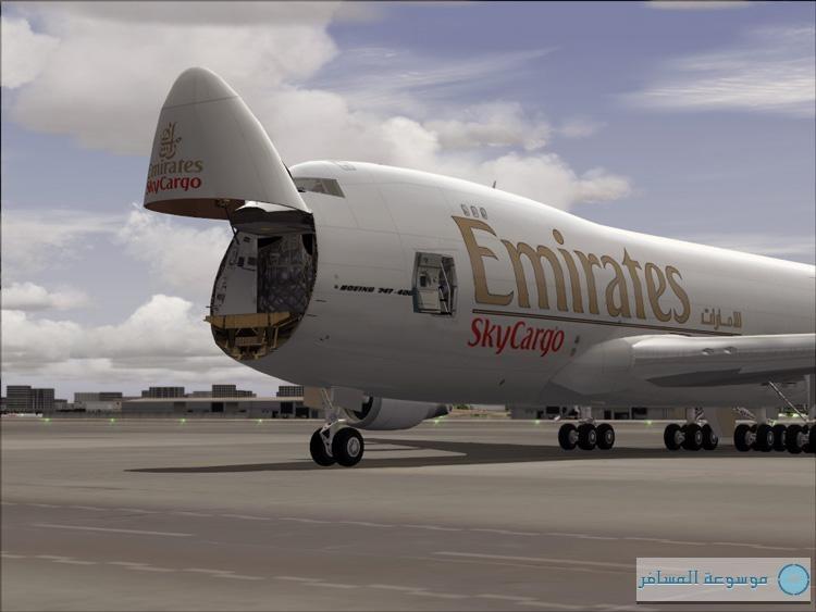 الإمارات للشحن الجوي