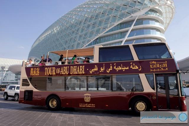 زيادة مستمرة لعدد السياح في أبوظبي