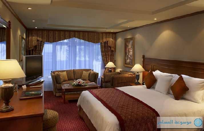 الغرف الفندقية بدبي