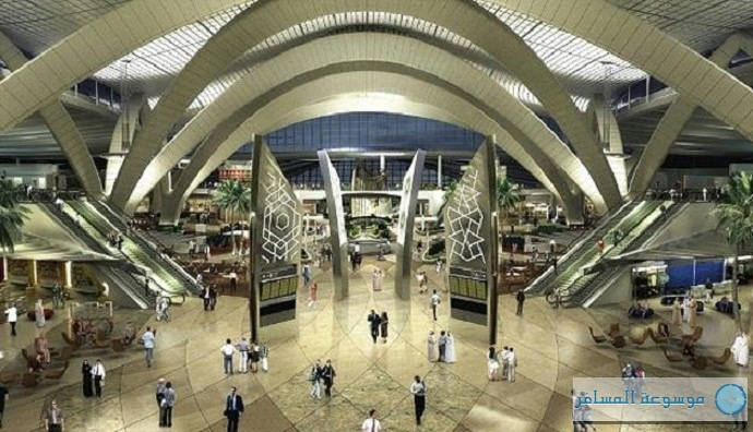 المطارات الجديدة