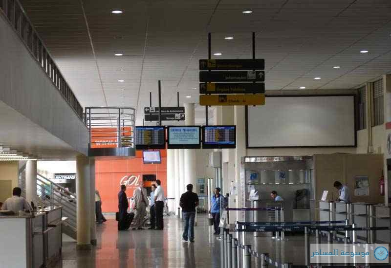 صالة الخدمات الجديدة في مطار المدينة المنورة