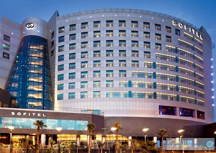 فندق سوفيتل الخبر