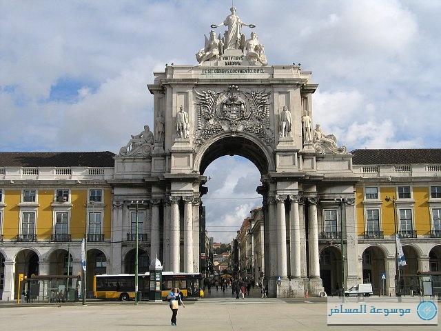 قوس النصر في لشبونة