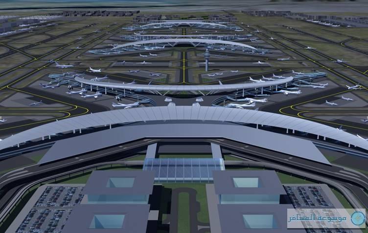 مطار جديد في مدينة جدة