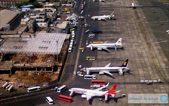 مطار سوفارنابومي في بانكوك