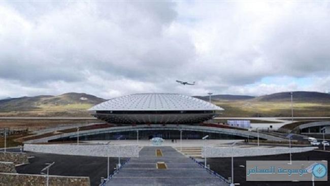 مطار محافظة داوتشنغ بولاية غارتسي التبتية