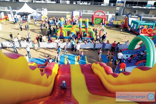 مهرجان كيدز فيست في أبوظبي