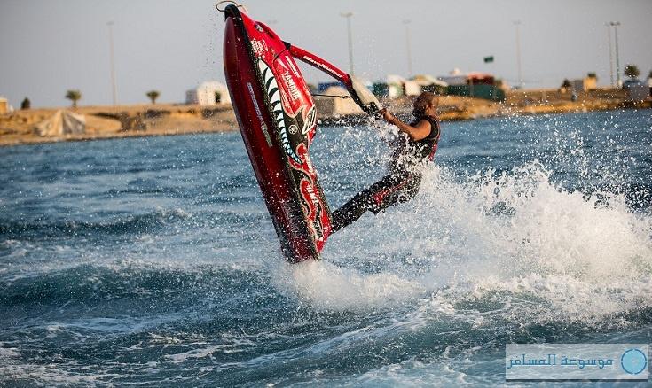 فعاليات مهرجان ينبع البحري