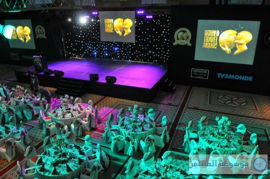 حفل توزيع جوائز أوسكار السياحة العالمية