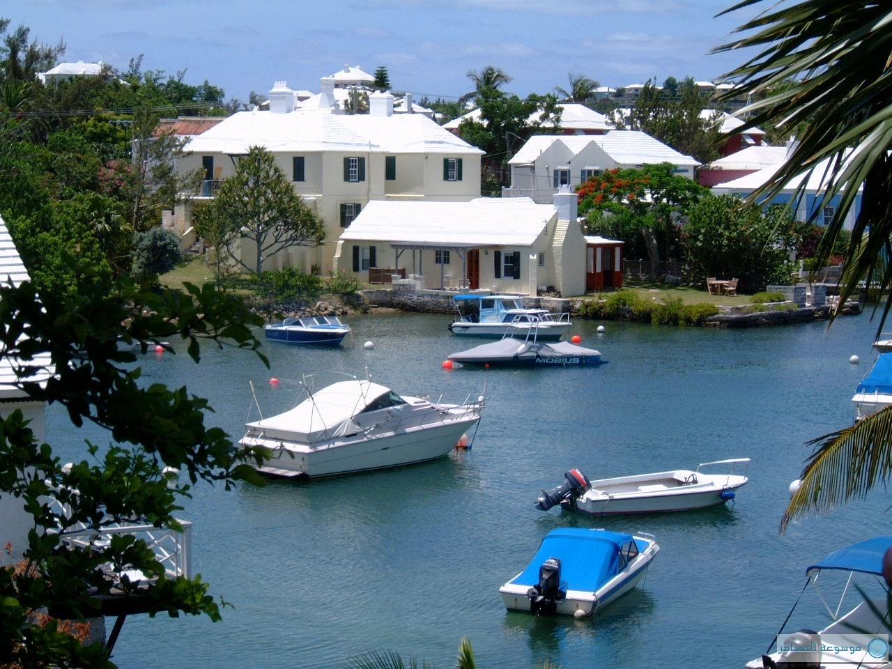 جزر برمودا