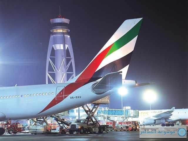 الطيران في دبي