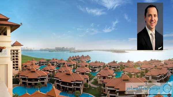 بحيرة دبي