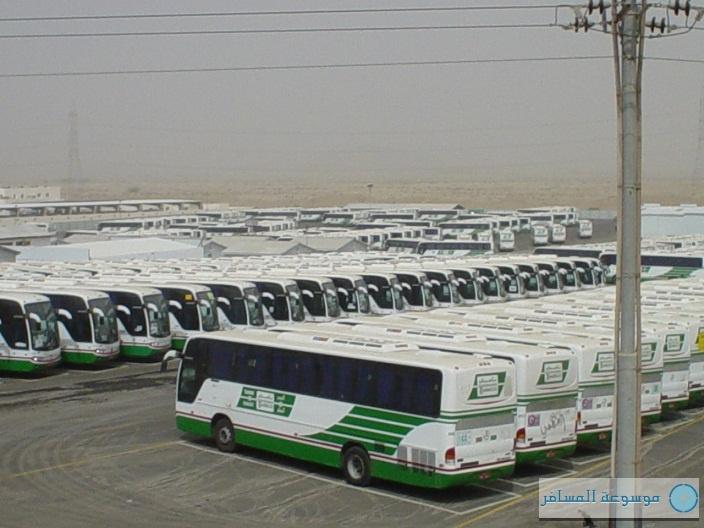 حافلات تابعة للنقابة العامة للسيارات