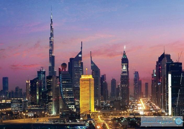 دبي تحقق تقدماً على قائمة أشهر مدن العالم