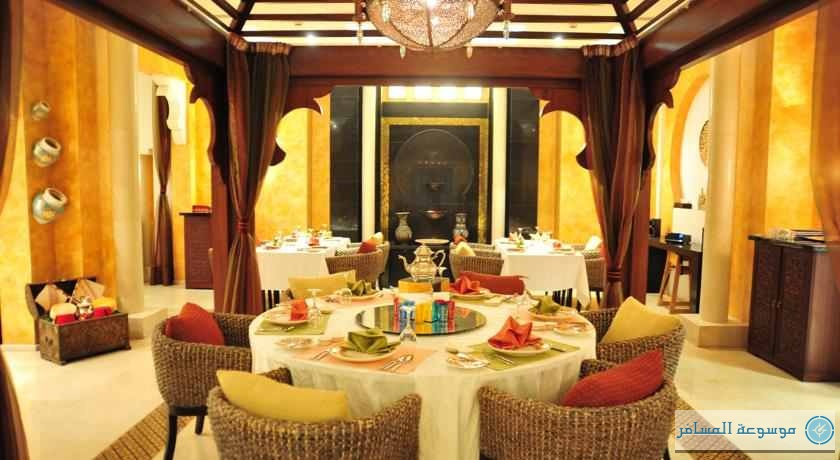 مطعم البريمافيرا في فندق كراون بلازا الخبر