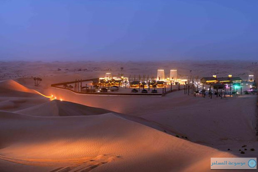 قرية الليالي العربية