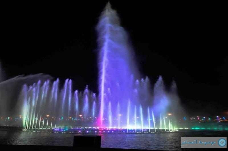 متنزه الملك عبدالله الأحساء