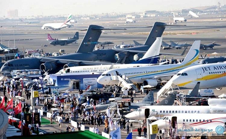 معرض دبي الدولي للطيران