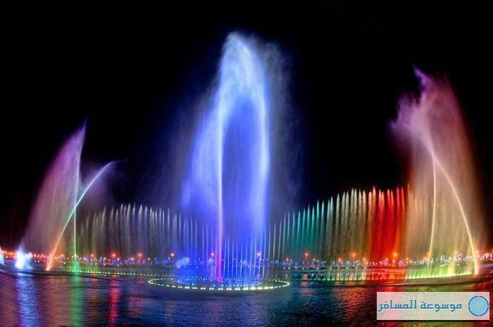 منتزه الملك عبدالله بن عبدالعزيز بحي الملز