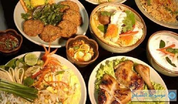 مهرجان نكهات تايلاند المذهلة
