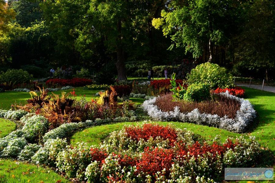 حديقة تيرغارتن