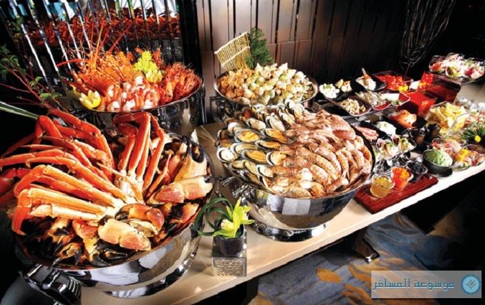 مؤتمر سيفيكس للمأكولات البحرية