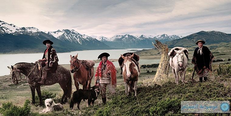قبائل  غاوتشوس-الأرجنتين
