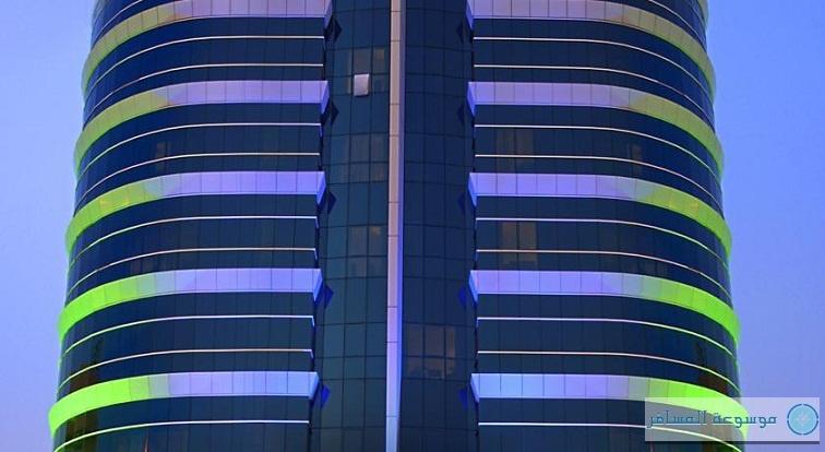 فندق داو بالاس دبي