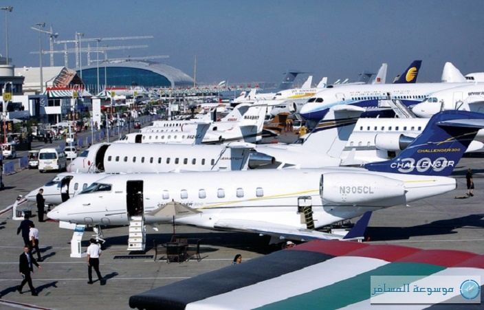 معرض دبي للطيران 2013