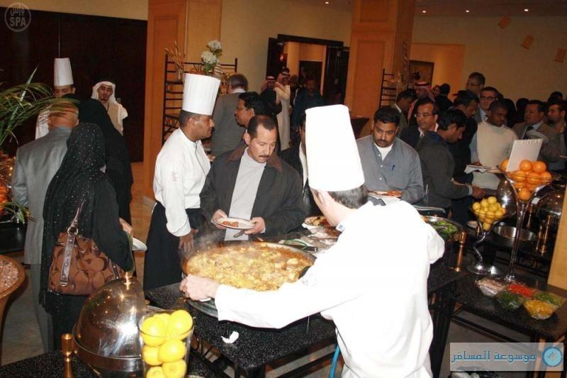 مهرجان الرياض للمأكولات