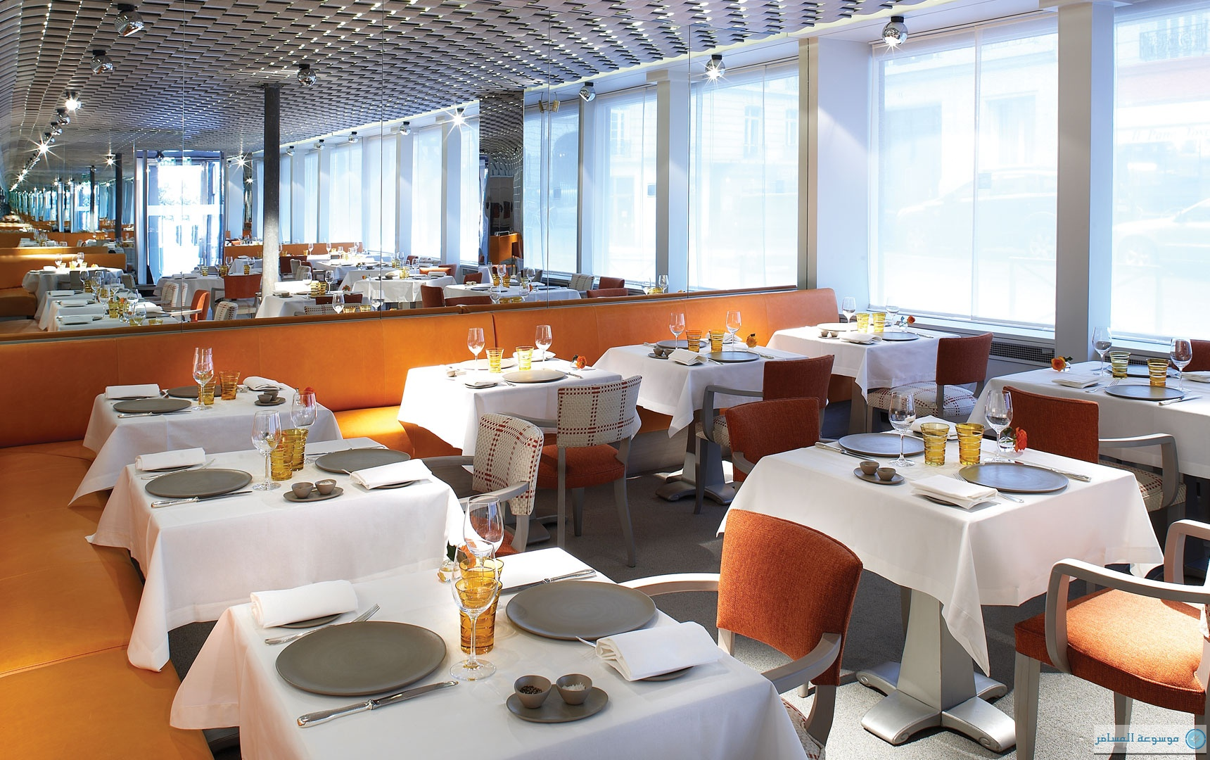 أفضل مطاعم باريس بالصور والمعلومات